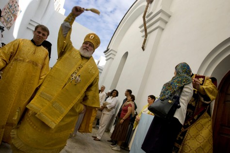 Image: Metropolitan Kirill