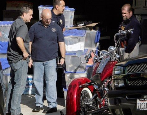 Image: Motorcycle gang investigation