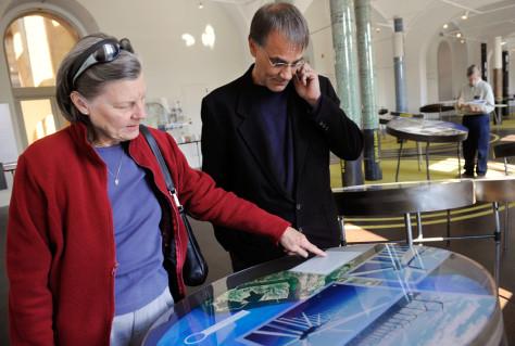 Image: Green Community exhibit