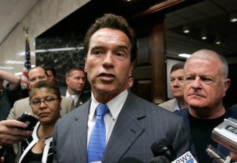 Image: Gov. Arnold Schwarzenegger