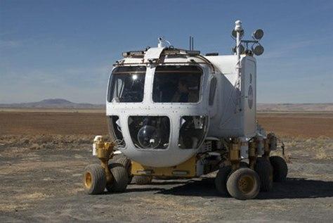 Image: Nasa rover