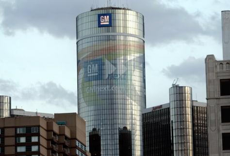 Image: GM headquarters