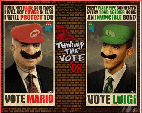 Image: Thwomp The Vote