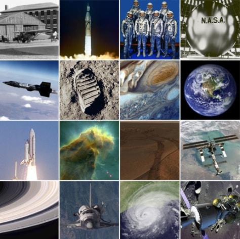 Image: NASA history