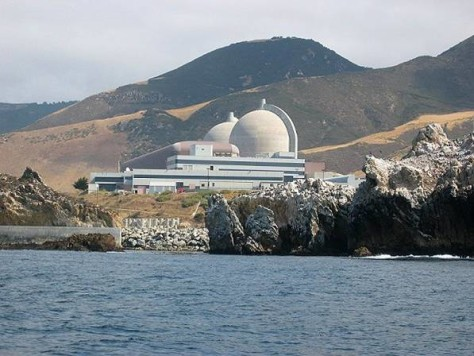 Image: Diablo Canyon nuclear power plant