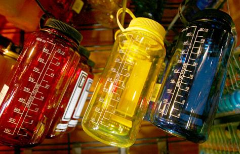 Image: Water bottles