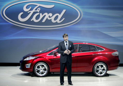 Image: Ford's James Farley