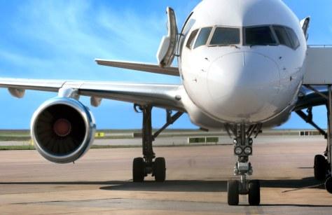 Image: Corporate jet