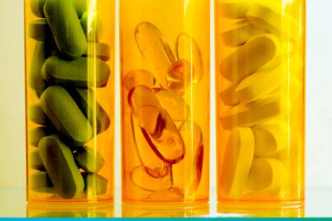 Image: Vitamins
