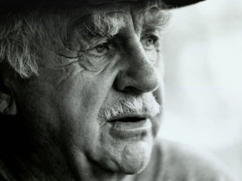 Image: Elderly man