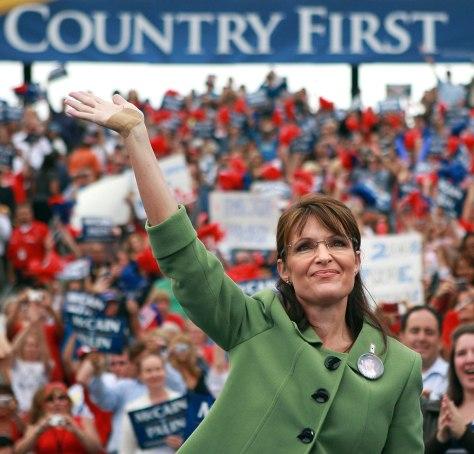 Image: Gov. Sarah Palin