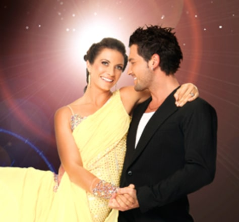 Image: Misty May-Treanor, Maksim Chmerkovskiy