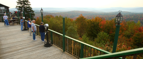 Image: Hogback Mountain Scenic Overlook