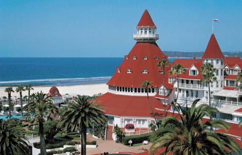 Image: Hotel del Coronado
