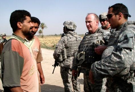 Image: Maj. Gen. Rick Lynch