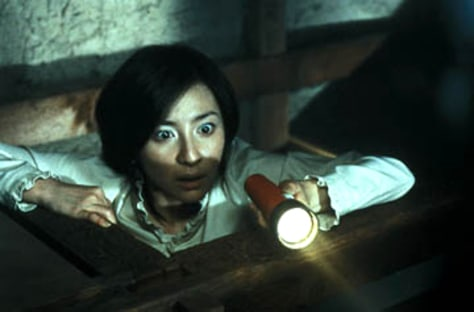 "Image: Scene from ""Ju-on"""