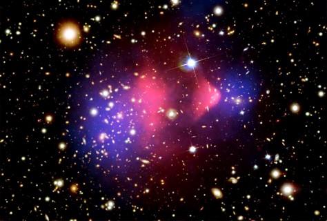 Image: Bullet Cluster