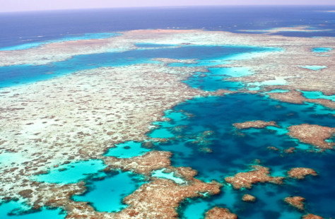 Image: Great Barrier Reef, Australia