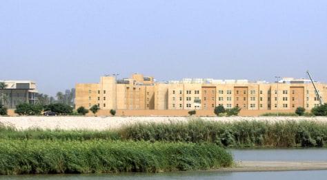 IMAGE: U.S. Embassy in Iraq