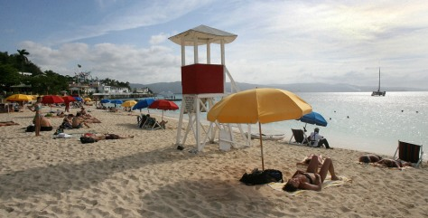 Image: Montego Bay, Jamaica