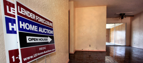 Image: house foreclosure