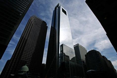 Image: Philadelphia buildings