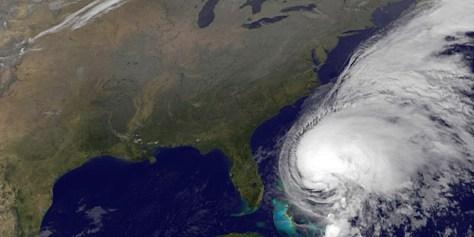 Image: Hurricane Noel