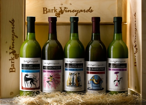 Image: Bark Vineyards