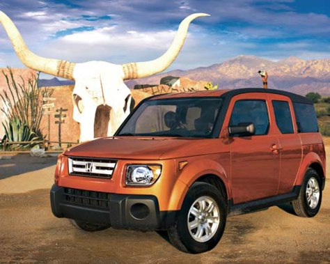Image: 2008 Honda Element