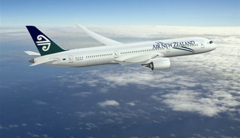 Image: Air New Zealand