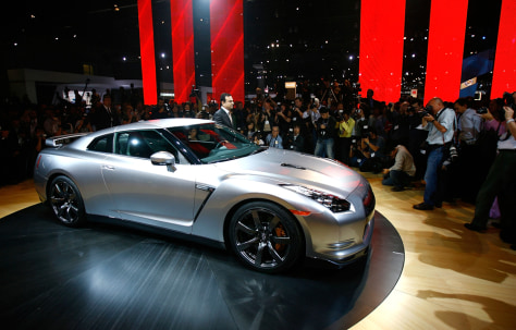 Nissan faces uphill drive with sports car - Business - Autos