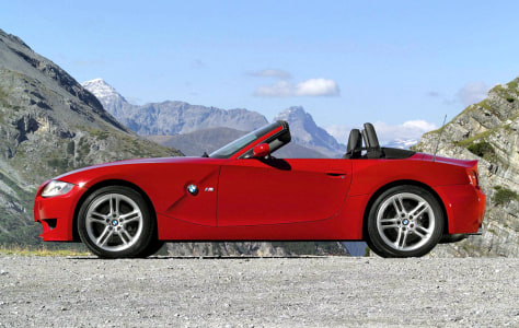 Image: BMW Z4 roadster