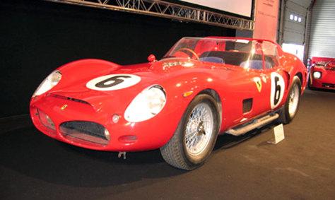 Image: 1962 Ferrari 330 TRI/LM