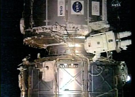 Image: Astronaut Daniel Tina
