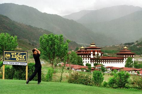 Image: Thimpu, Bhutan