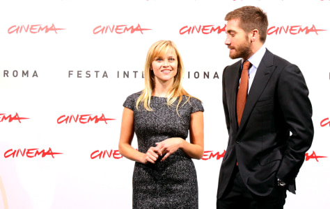 Image: Reese Witherspoon and Jake Gyllenhaal