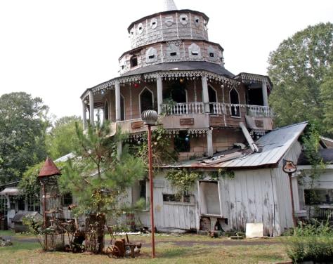 Image: Howard Finster house