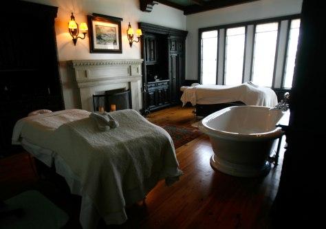 Image: Luxury treatment