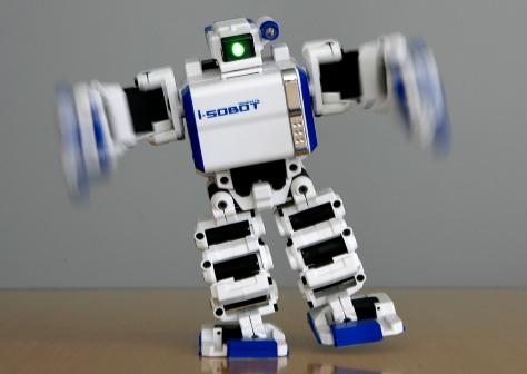 Image: i-Sobot robot