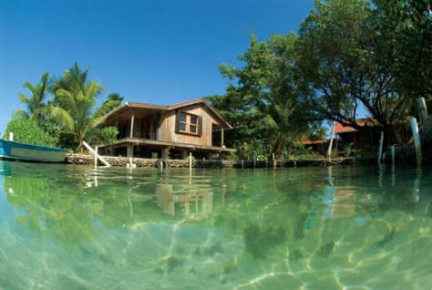 Image: Clark's Cay, Guanaja