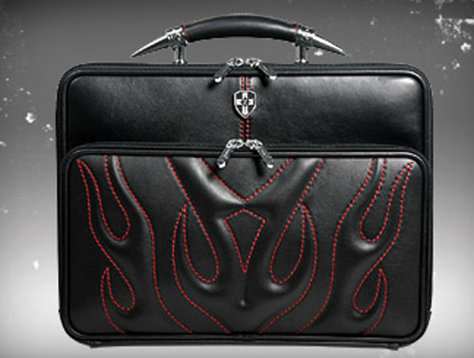 Image: Bullfight laptop case