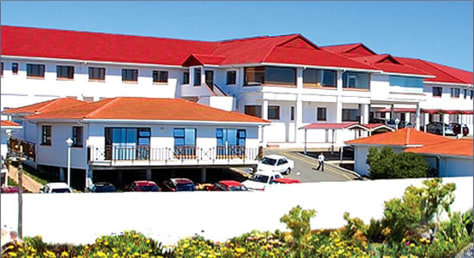 Image: Bay View Private Hospital, Mossel Bay, South Africa