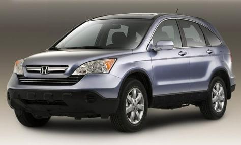Image: Honda CR-V