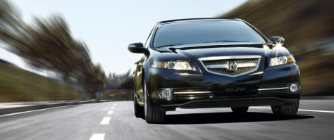 Image: Acura TL 2008