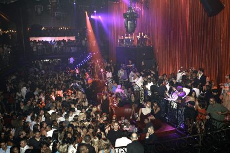Image: LAX club