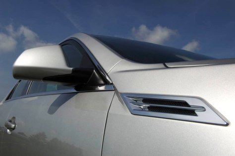 Image: Cadillac CTS vent