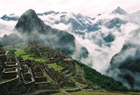 Image: Huayna Picchu