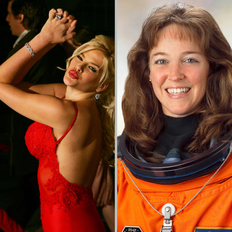 Image: Anna Nicole Smith, Crazy Astronaut Lady