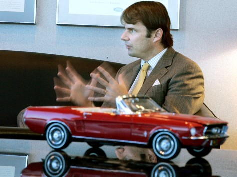 Image: Ford's Jim Farley