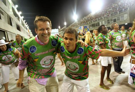 Image: Rio de Janeiro's carnival
